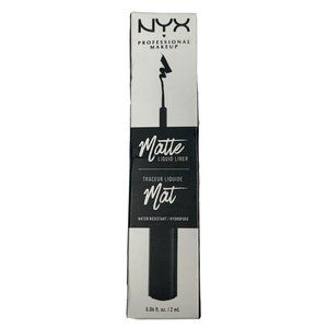 NYX Professional Makeup Matte Liquid Eyeliner 0.06